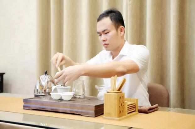 美音職校茶藝畢業展