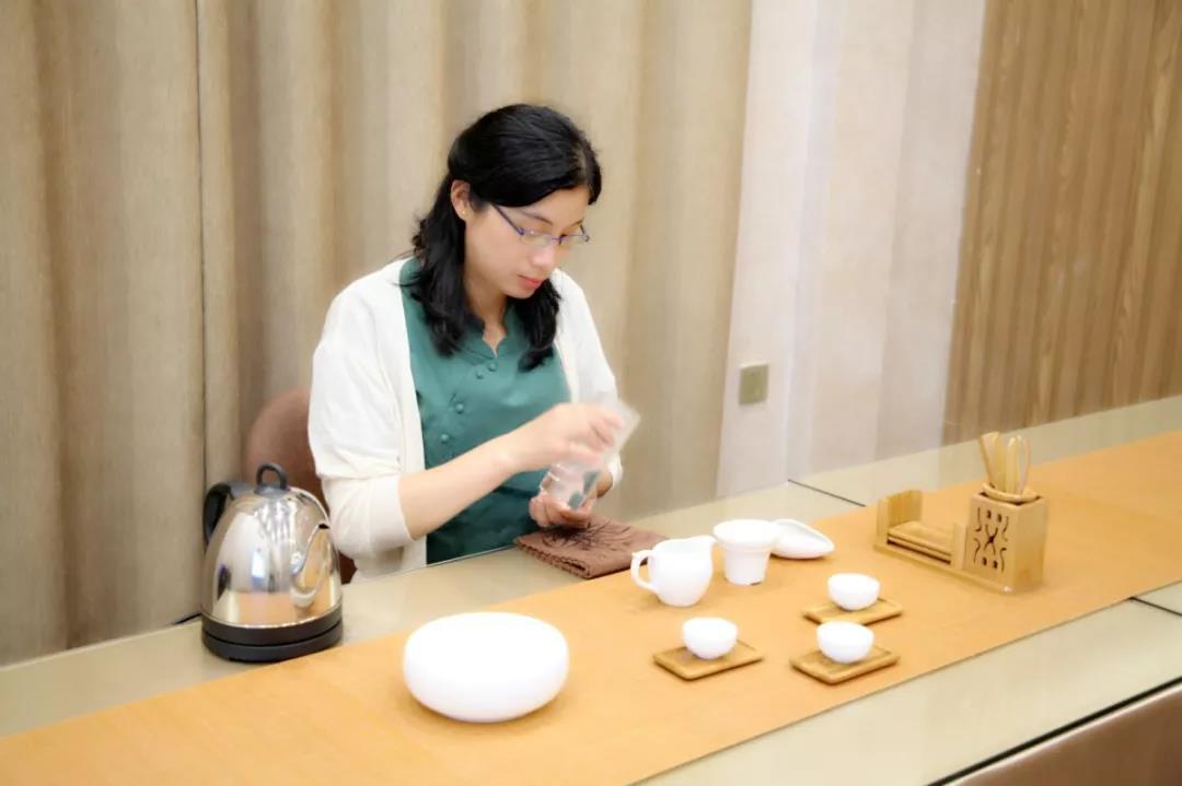 茶艺毕业展